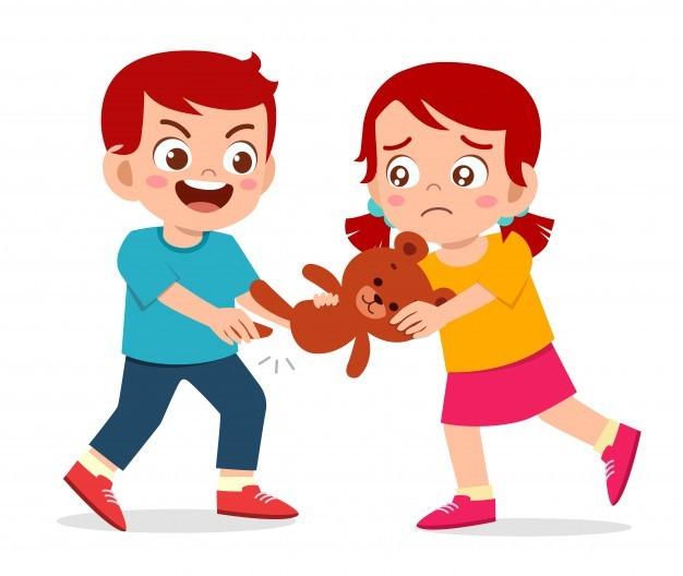 Si Kecil Berebut Mainan? Apa yang Sebaiknya Dilakukan Orang Tua?