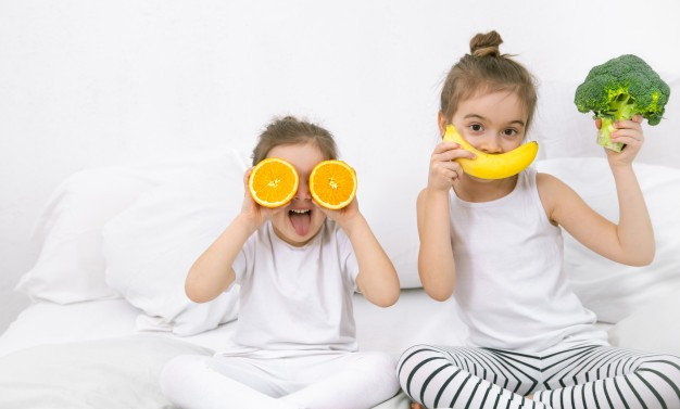 Makanan Sehat dan Bergizi:  Salah Satu Hak Anak di Rumah yang Harus Dipenuhi