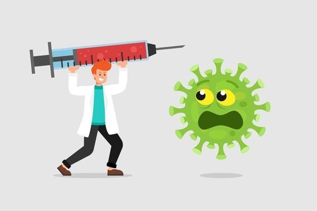 Sah! Program Vaksinasi COVID-19 di Indonesia Sudah Dimulai