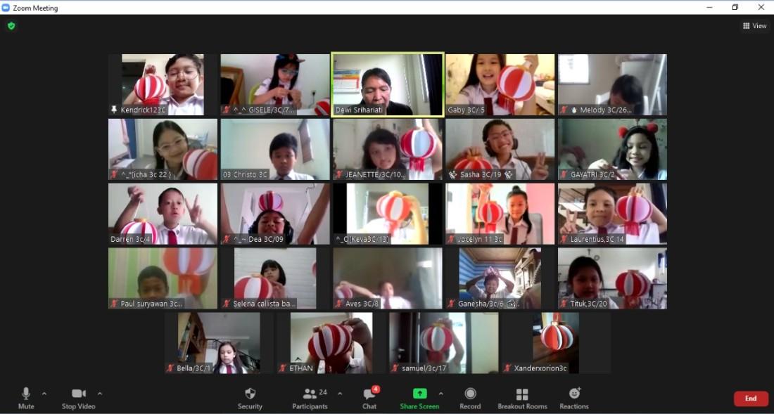 Pembelajaran Jarak Jauh (PJJ) di SD Stella Maris BSD: Upaya Menjaga Kualitas Pendidikan Dasar di Tengah Wabah