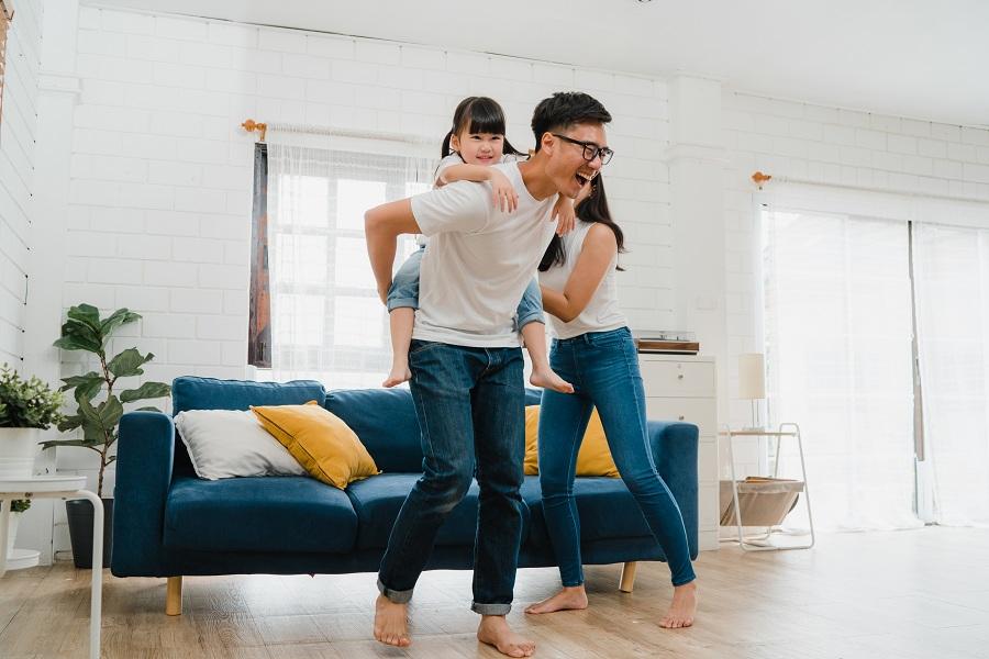Kedekatan dengan Anak Kunci Penting Kebahagiaan Keluarga
